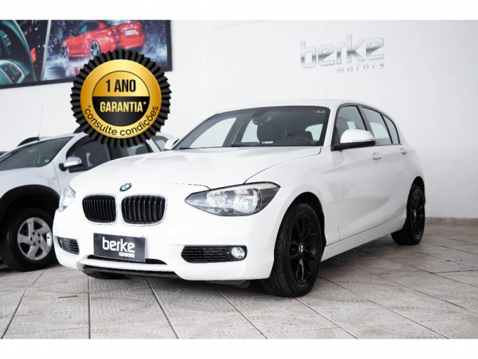 BMW 118I Urban 1.6 TB 16V 170cv 5p