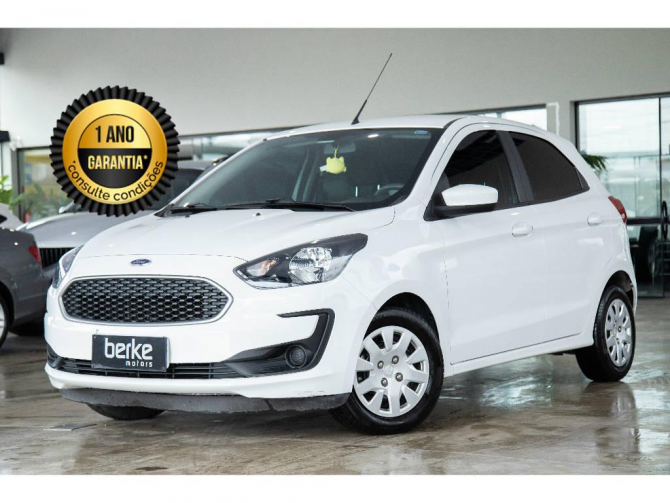 Ford KA 1.0 SE TiVCT Flex 5p