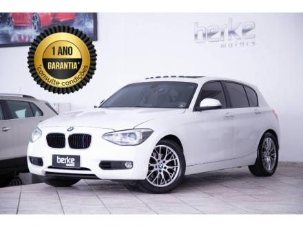 BMW 118I Full 1.6 TB 16V 170cv 5p