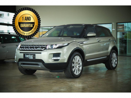 Land Rover Range Rover Evoque Prestige 2.0