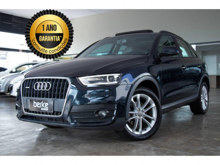 Audi Q3 2.0 Ambiente TFSI Quat. 170/180cv S-tronic 5p