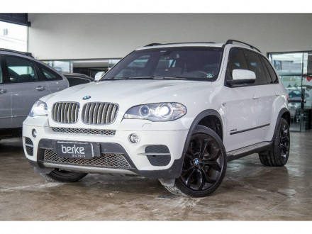 BMW X5 XDRIVE 50i 4.4  Bi-Turbo