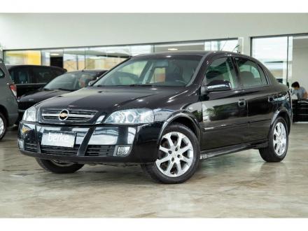 Chevrolet Astra Advant. 2.0 MPFI 8V FlexP. 5p Aut.
