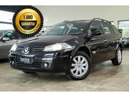 Renault Mégane Grand Tour Dynam. Hi-Flex 1.6 16V