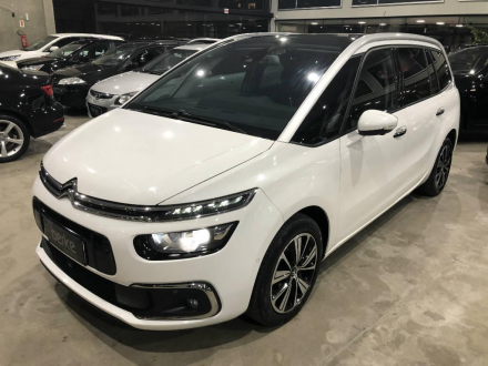 Citroën Grand C4 Picasso Intensive 1.6 TB Aut. Pack Luxe