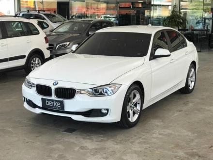 BMW 320i 2.0 Turbo ActiveFlex 16V 184cv  4p