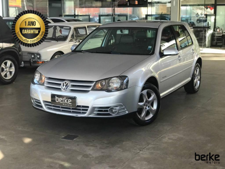 Volkswagen Golf Sportline 1.6 Mi Total Flex 8V 4p