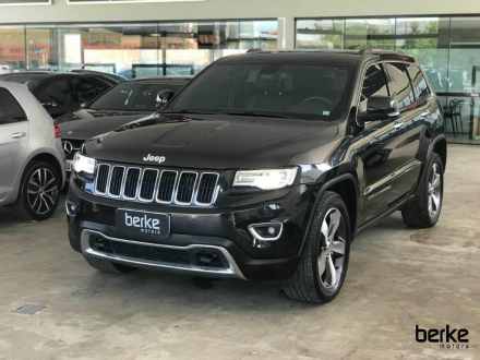 Jeep Grand Cherokee Cherokee Limited 3.0 TB Dies. Aut