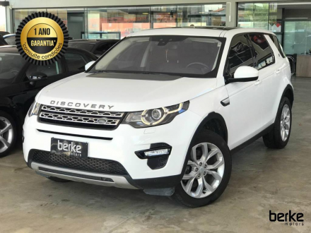 Land Rover Discovery Sport HSE L 2.2