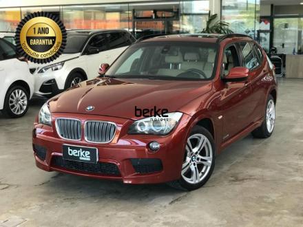 BMW X1 XDRIVE 28i 2.0 Turbo 16V 4x4 Aut.