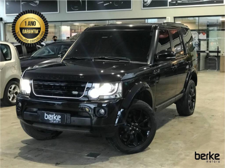 Land Rover Discovery 4 S 3.0 4X4 TDV6 Diesel Aut.