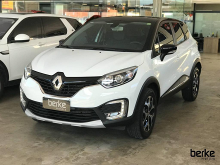 Renault Captur Intense 1.6 16V Flex 5p Aut.