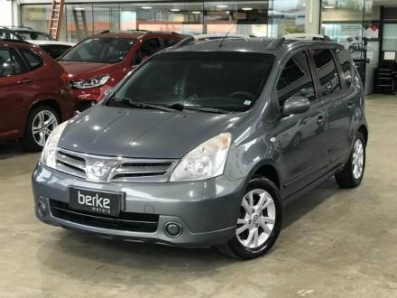 Nissan Livina 1.6 S 16V Flex Fuel 5p