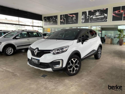 Renault Captur Intense 1.6 aut