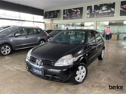 Renault Clio Sedan Authentique Hi-Flex 1.6 16V 4p