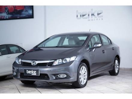 Honda New Civic Sed. LXL 1.8 Flex 16V Aut.
