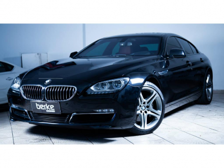 BMW 640i Gran Coupe 3.0 320cv 4p